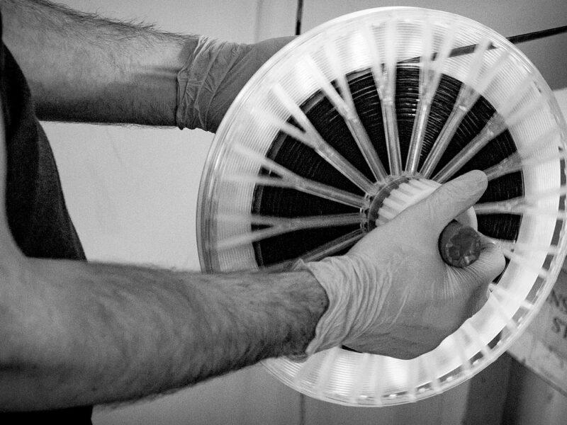 DIY B&W 16mm Hand Processing Workshop*