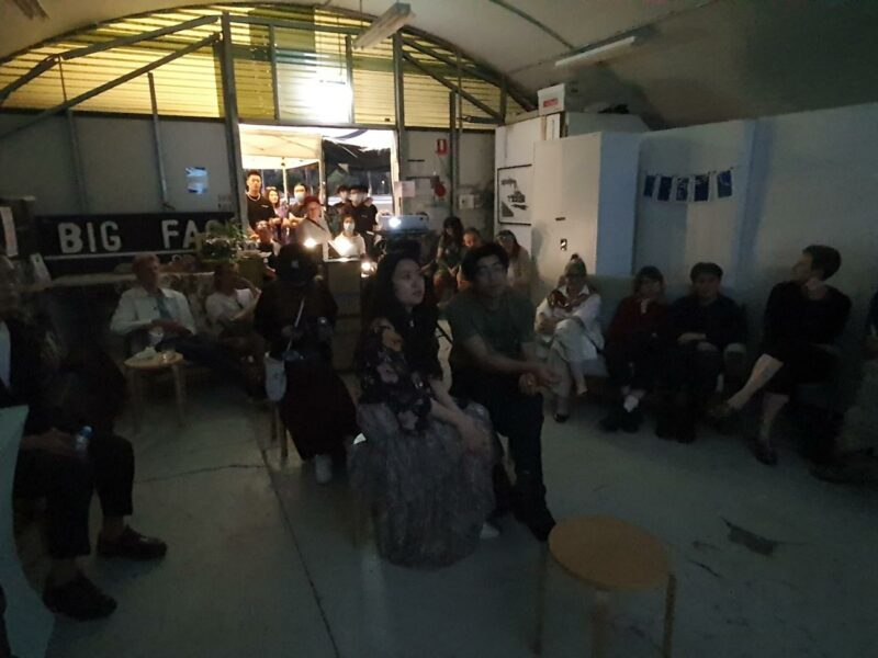 WPC screening #6 New Student Experimental and Handmade Cinema.
